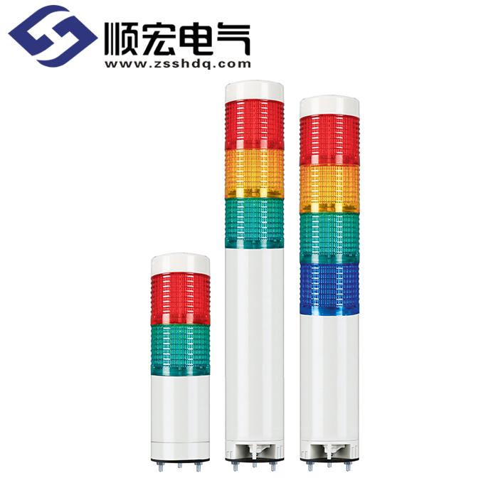 STG40ML Φ40mm 直附型 LED 长亮/闪亮型多层信号灯 Max.85dB