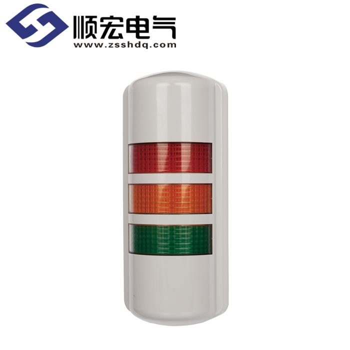 SWTE 壁挂式 LED 长亮/闪亮指示灯 Max.90dB