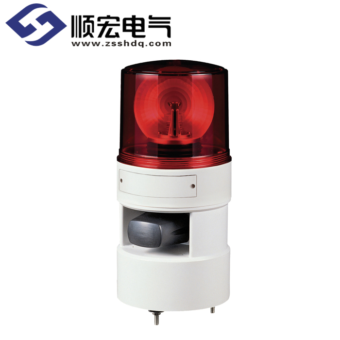 STND125LR 灯泡反射镜旋转灯 & 电笛 Max.105dB