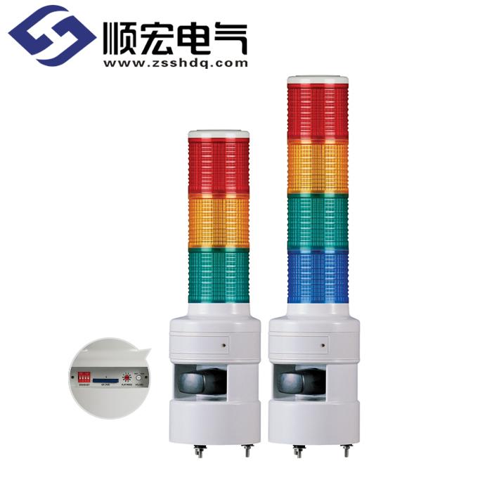 STNDL LED 长亮/闪亮多层指示灯 & 电笛 Max.105dB