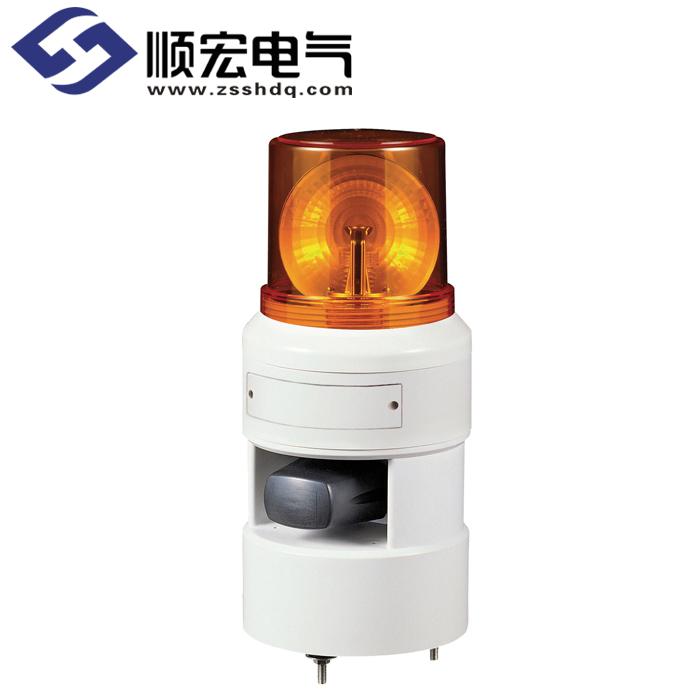 STND100LR LED 反射镜旋转灯 & 电笛 Max.105dB