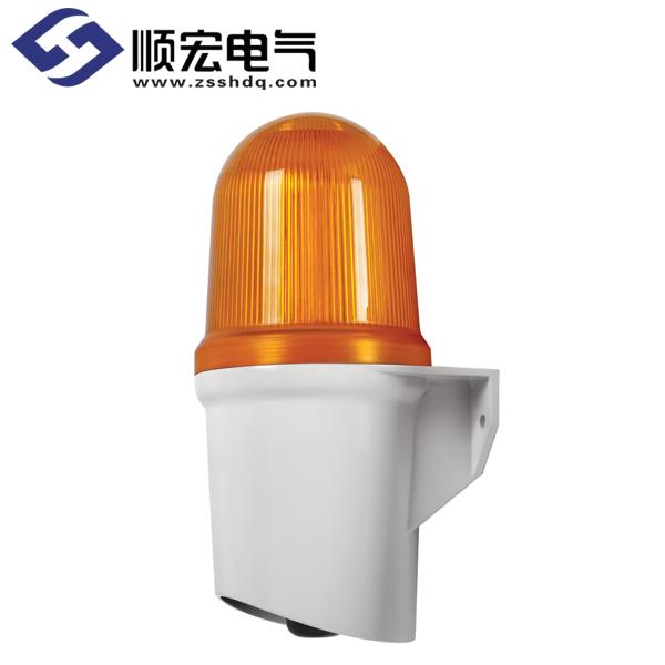 QAD100H 壁挂型 LED 长亮/闪亮型 & 电笛 Max.100dB