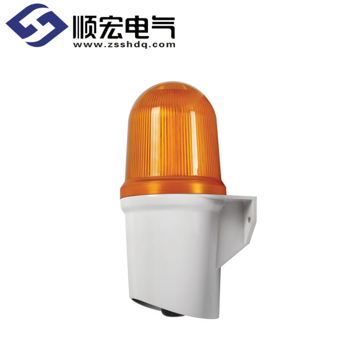 QAD100BZ 壁挂型 LED 长亮/闪亮型 & 高音量蜂鸣器 Max.105dB