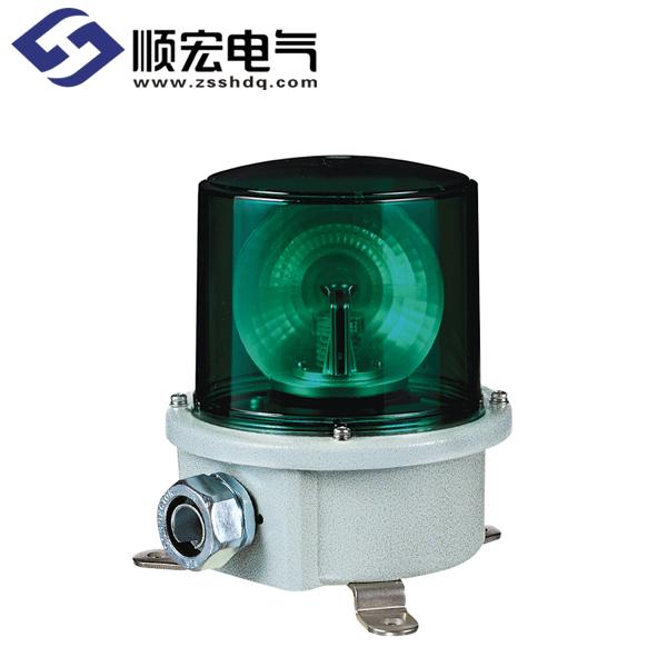 SH1LR 船舶/ 重负荷用LED反射镜旋转警示灯