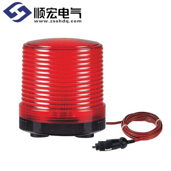 S100SM Φ100mm 磁铁吸附型氙灯管爆闪型指示灯