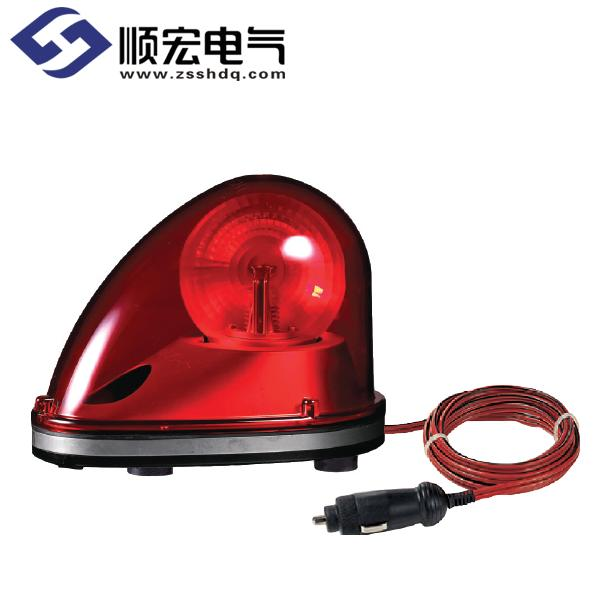 SKMLR 强力磁铁 吸附型 流线型 LED 反射镜 旋转警示