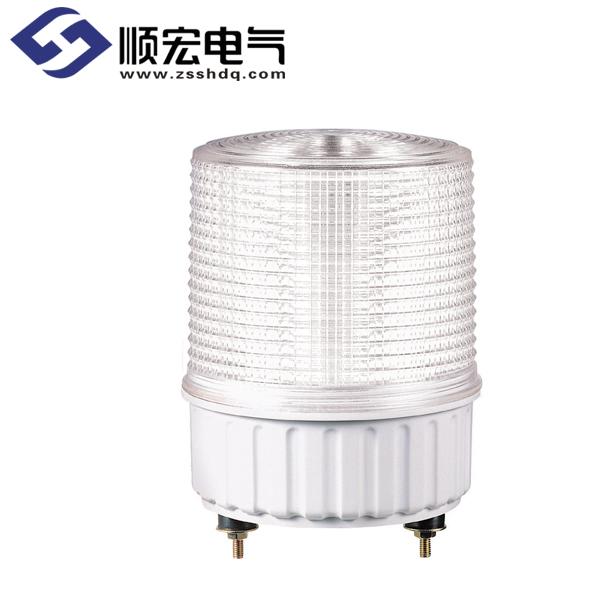 SMCL125 Φ125mm 多色 LED 长亮/闪亮指示灯 Max.90dB