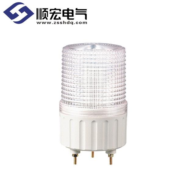 SMCL80 Φ80mm 多色 LED 长亮/闪亮指示灯 Max.90dB