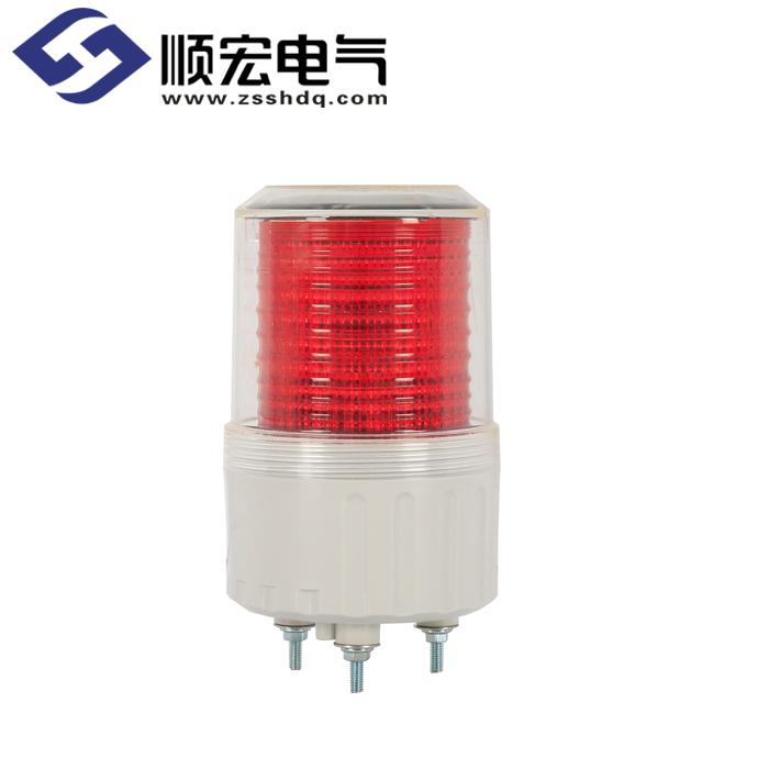 S80SOL Φ80mm 太阳能充电式LED闪亮指示灯