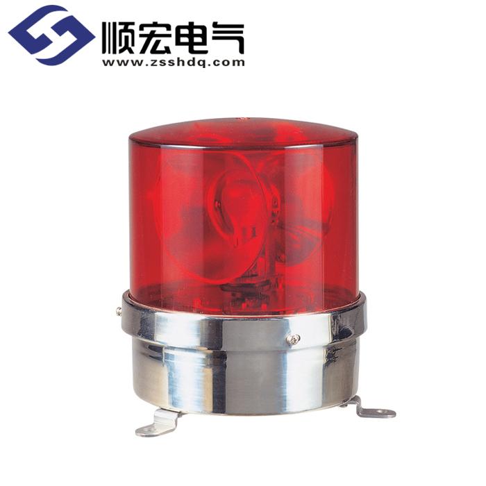S180R-FT Φ180mm 灯泡反射镜旋转警示灯