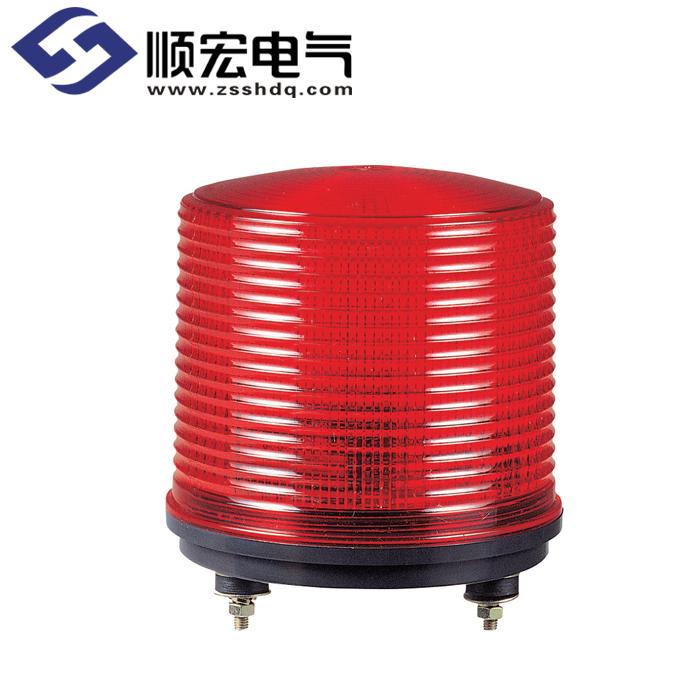 S125S Φ125mm 氙灯管爆闪型指示灯