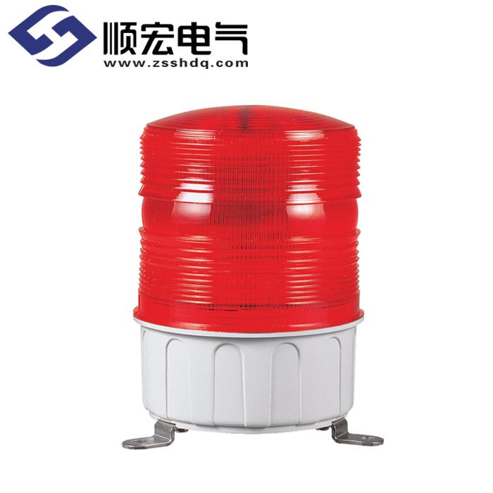 S150UL-FT Φ150mm LED 长亮/闪亮 警示灯 Max.90dB