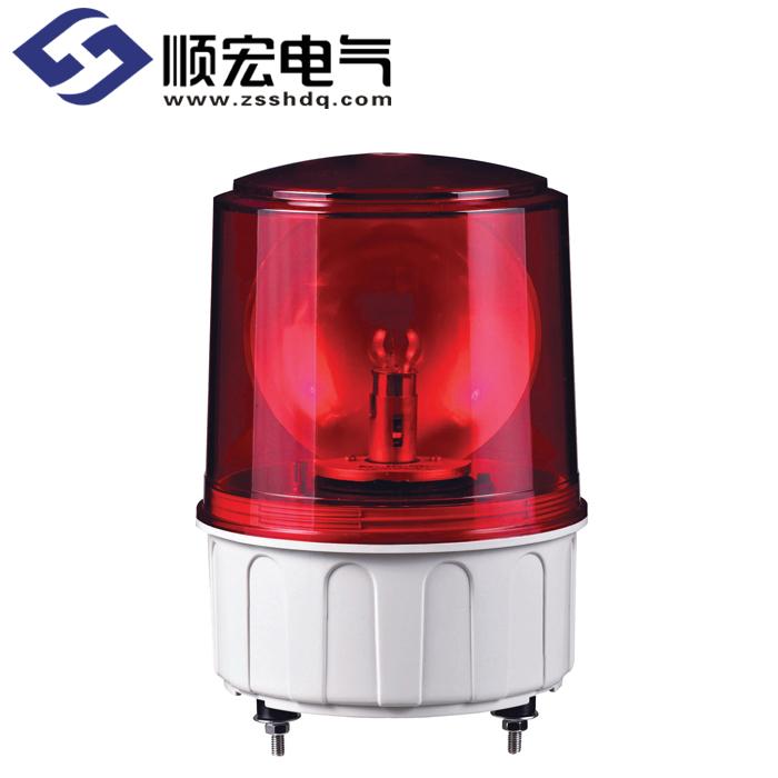 S150ULR Φ150mm LED 反射镜旋转警示灯 Max.90dB