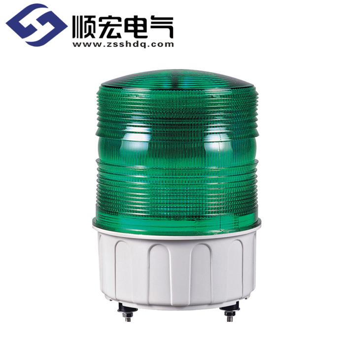 S150UL Φ150mm LED 长亮/闪亮警示灯 Max.90dB