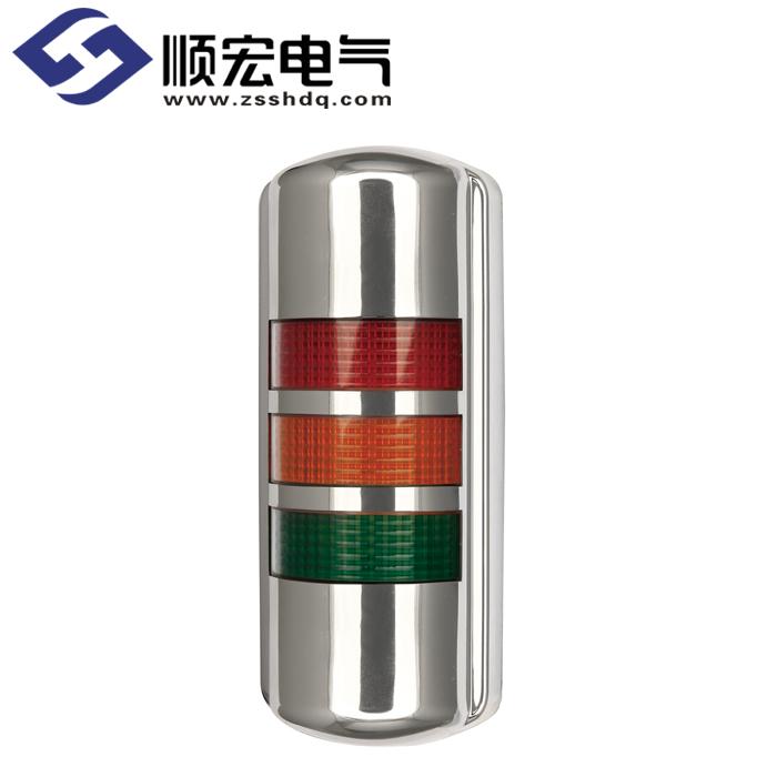 SWT 壁挂式 LED 长亮/闪亮指示灯 Max.90dB