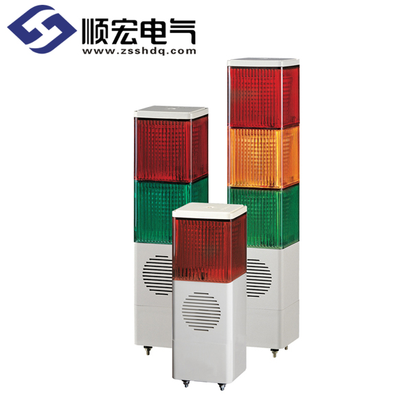 SJDL 内装信号音 LED 长亮/闪亮指示灯 Max.90dB