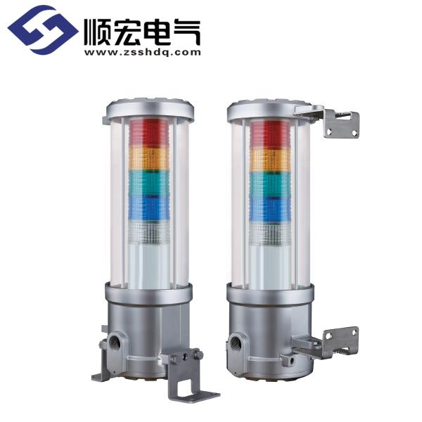 QTEX 内压防爆型 LED 多层信号灯