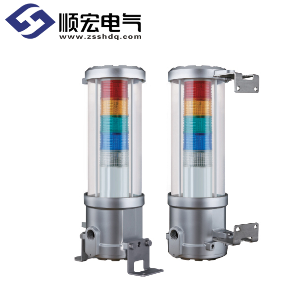 QTEXB 内压防爆型 LED 多层信号灯 Max.102dB