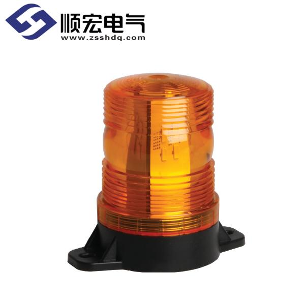 QA70HLS Φ70mm 重型设备用LED爆闪型警示灯