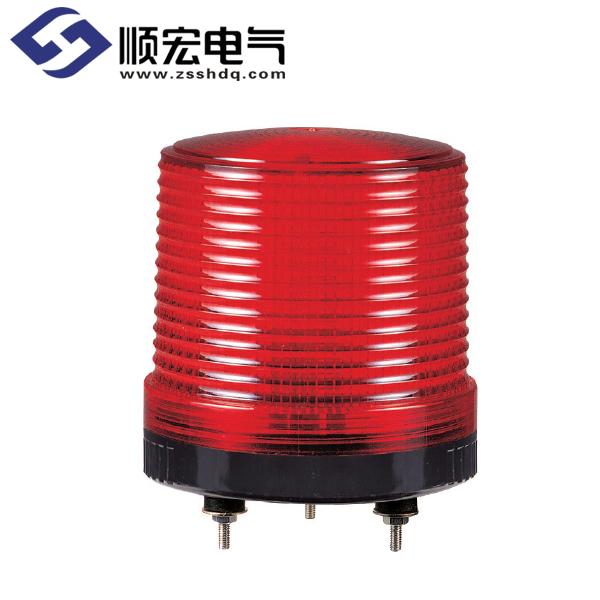 QA100HLS Φ100mm 重型设备用LED爆闪型警示灯