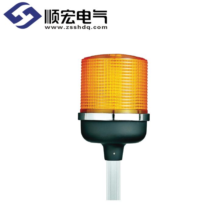 QA125HLSP 重型设备用LED 爆闪型警示灯