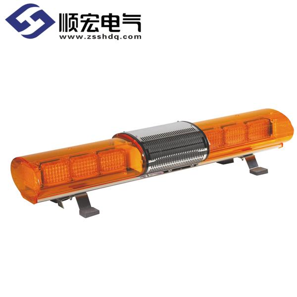 ELVL 紧急车辆用LED爆闪型长方形警示灯 Max.126dB