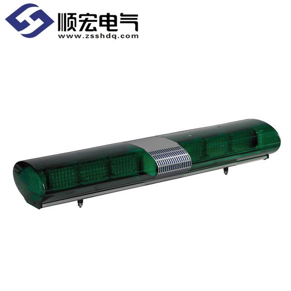 ELML 车辆道路安全用LED 爆闪长排警示灯 Max.126dB