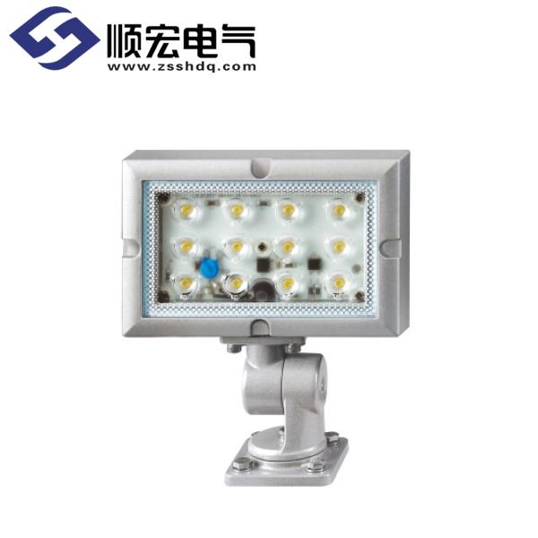 QMHL-150-MF 防水/ 防震/ 耐油型 LED 工作灯, IP67/ IP69K