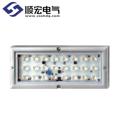 QMHL-250-D 防水/ 防震/ 耐油型 LED 工作灯, IP67/ IP69K