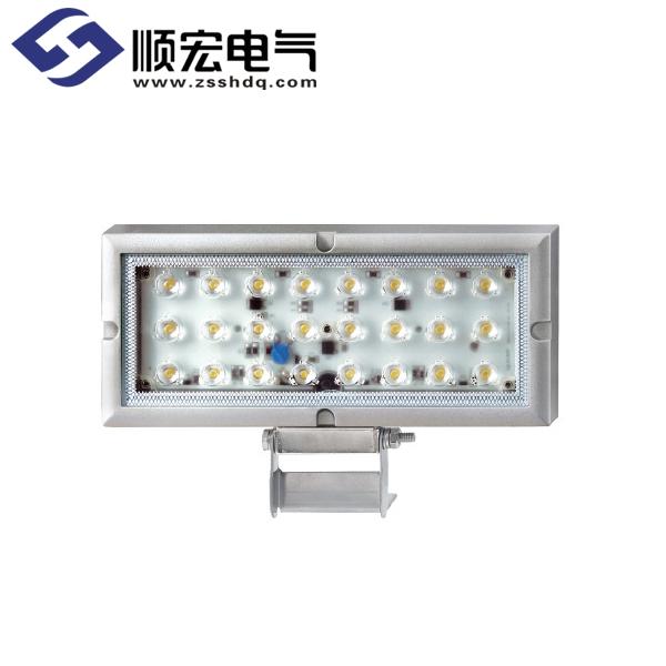 QMHL-250-K 防水/ 防震/ 耐油型 LED 工作灯, IP67/ IP69K