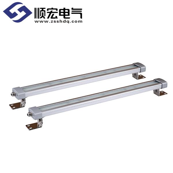 QMFL300-Ex-24 防水/ 防震/ 耐油型 LED 工作灯, IP67/ IP69K 38(W)X64(H)X190~