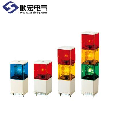KJS 系列多层小型方形旋转报警灯