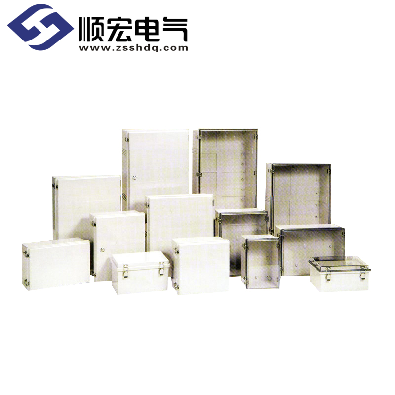 H系列 中●大型  (SUS锁扣铰链) 塑料盒铰链型