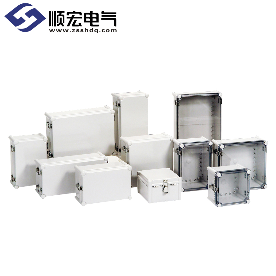 H系列 中型 (SUS锁扣铰链)塑料盒铰链型