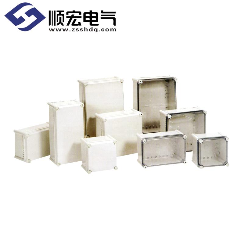 S系列 中型 塑料盒螺栓型