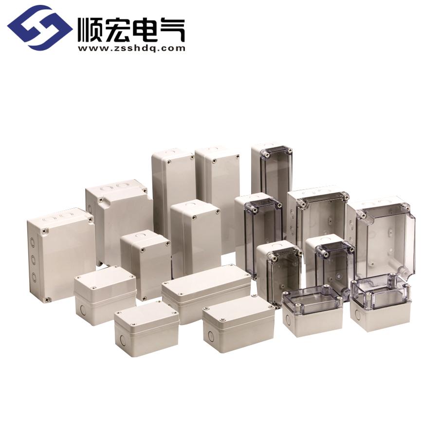 分离式箱体 塑料盒螺栓型