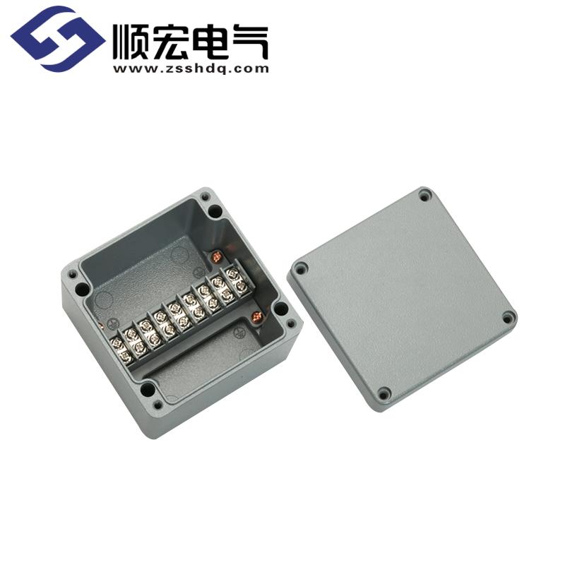 BC-AL-9P 铸铝盒(铸铝接线端子盒)