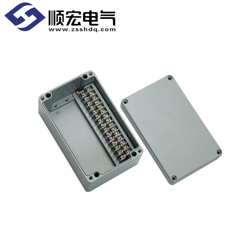 BC-AL-15PT 铸铝盒(铸铝接线端子盒) 100x160x80