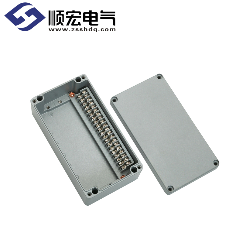 BC-AL-20PT 铸铝盒(铸铝接线端子盒) 120x220x80