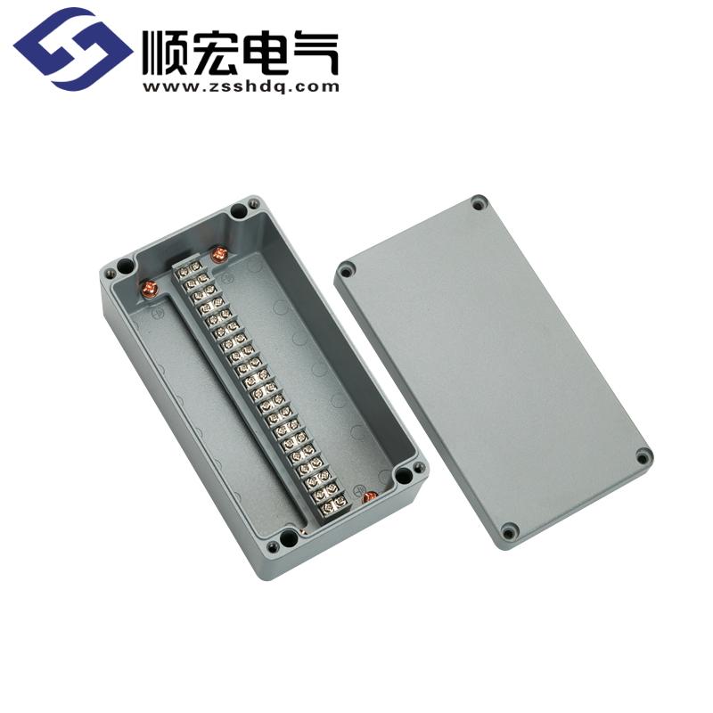 BC-AL-20P 铸铝盒(铸铝接线端子盒) 120x220x80
