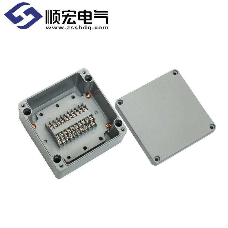 BC-AL-20PA 铸铝盒(铸铝接线端子盒) 160x160x90