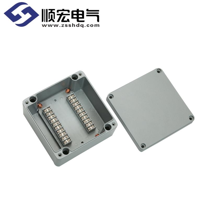 BC-AL-20P2 铸铝盒(铸铝接线端子盒)