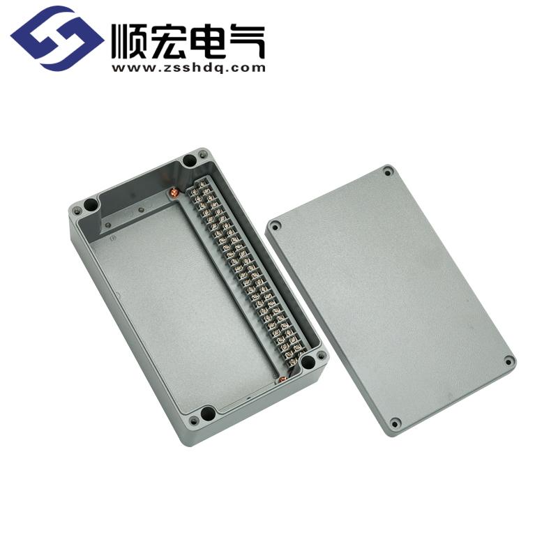 BC-AL-25PT 铸铝盒(铸铝接线端子盒) 160x260x90