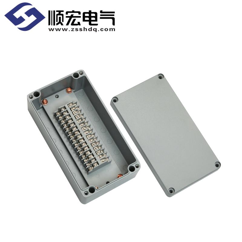 BC-AL-30PAS 铸铝接线端子盒 120x220x80