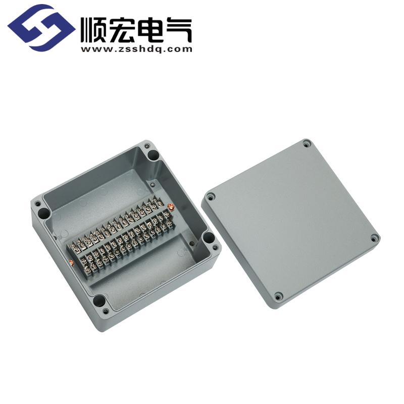 BC-AL-30PA 铸铝接线端子盒 180x180x100