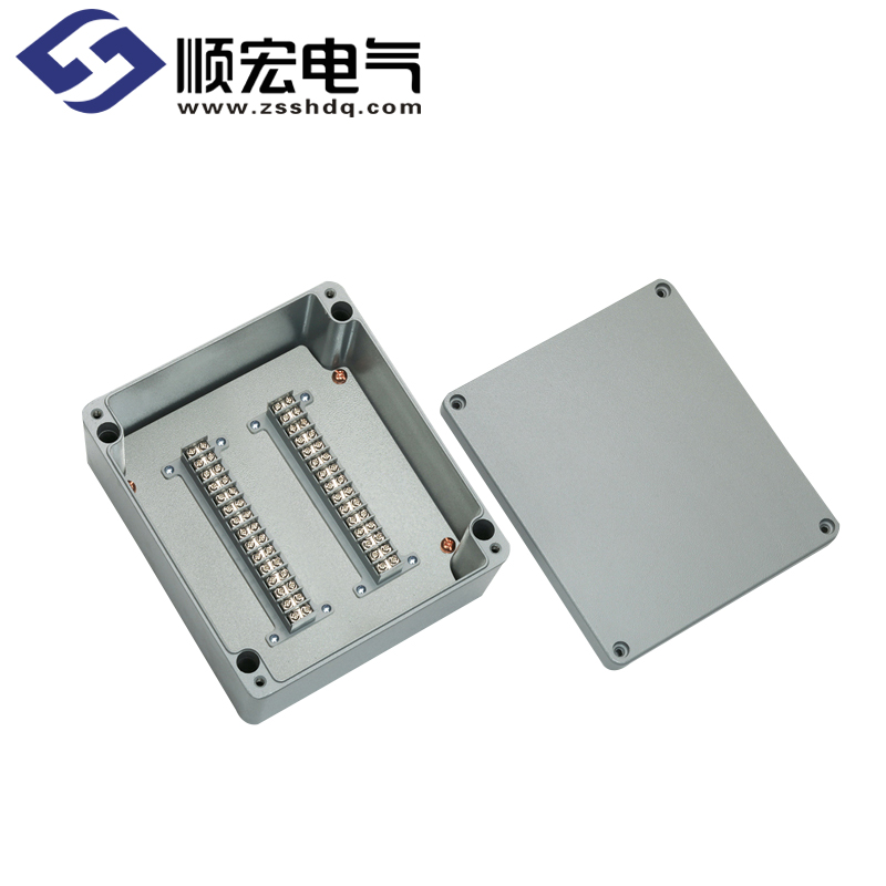 BC-AL-30P2 铸铝接线端子盒 230x200x110