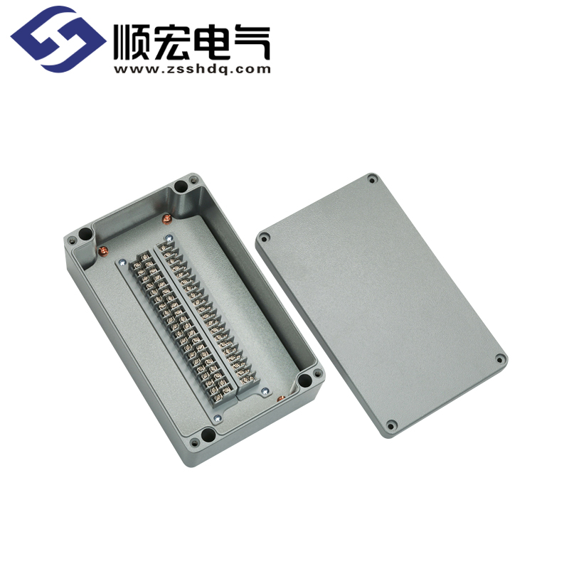 BC-AL-40PA 铸铝接线端子盒 160x260x90