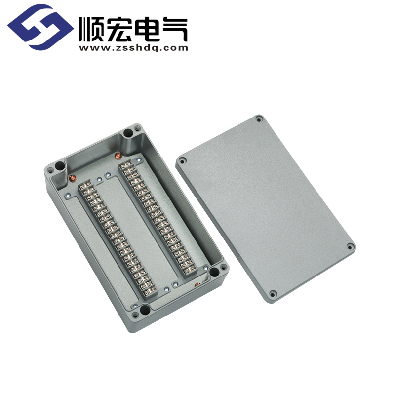 BC-AL-40P2 铸铝接线端子盒160x260x90