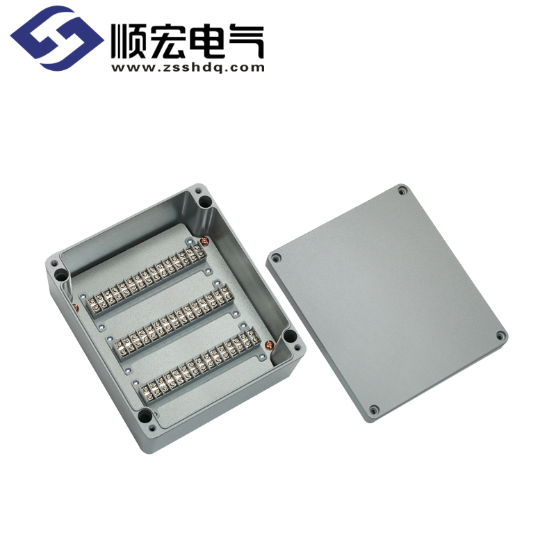 BC-AL-45P3 铸铝接线端子盒230x200x110
