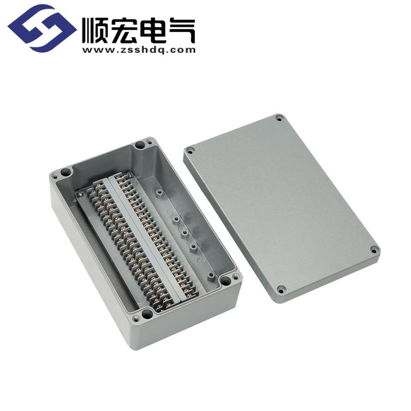 BC-AL-50PA 铸铝接线端子盒160x260x90